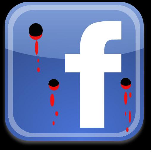 BloodyFacebook Logo